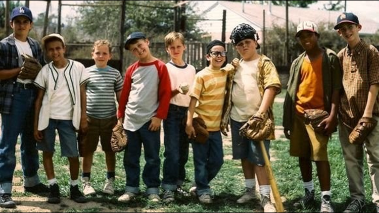 'The Sandlot' Cast Reunites After 25 Years on 'Today'