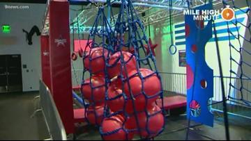 Extreme sports exhibit at DMNS