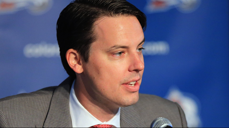 Nuggets and Avalanche President has received a promotion with Kroenke Sports & Entertainment.