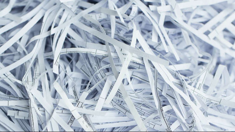 Paper shredding shred-a-thon generic cropped