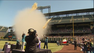 10th annual Weather & Science Day at Coors Field