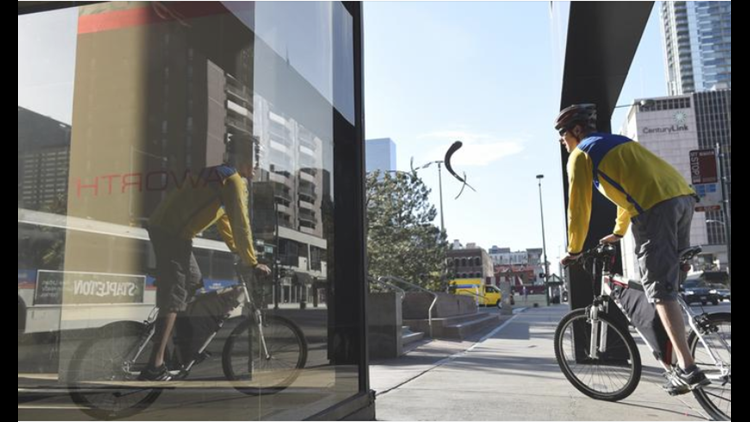A Chicago law firm has determined that one Denver street is more dangerous than others when it comes to riding your bike.