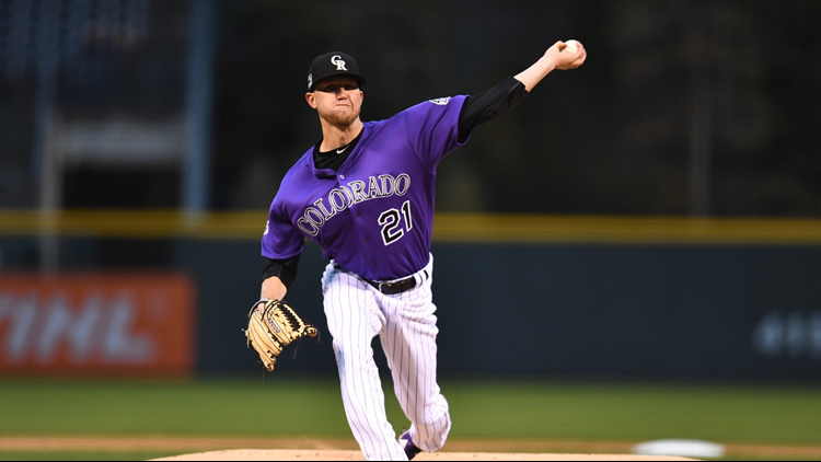 Colorado Rockies vs. San Diego Padres