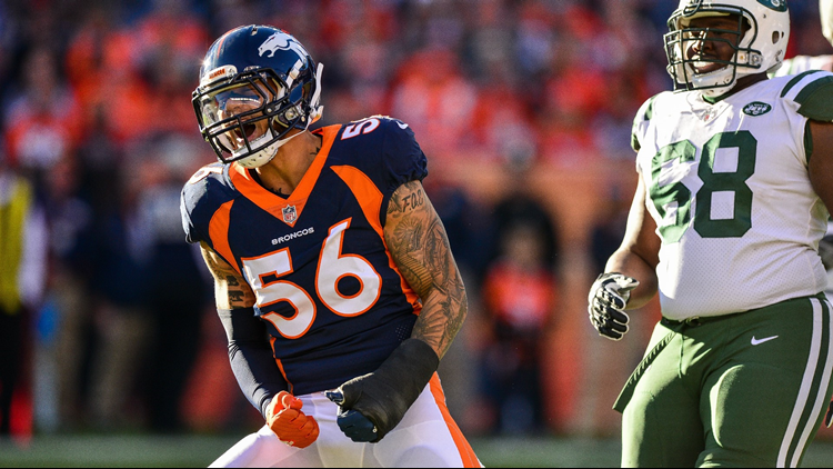 Broncos' Ray, Cravens, expected to be healthy scratches against Browns