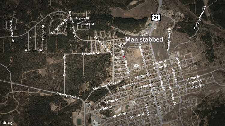 Man killed in stabbing at Leadville home