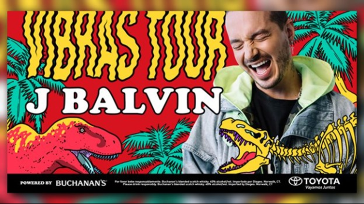 GLOBAL SUPERSTAR J BALVIN