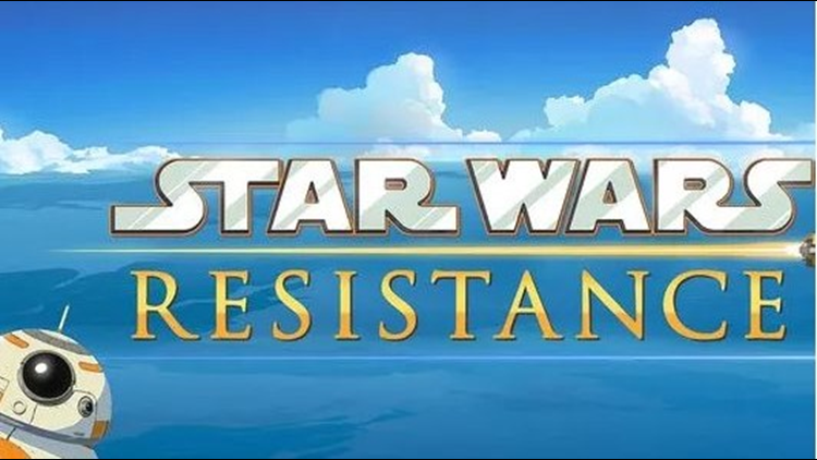 Star Wars universe to expand with animated series 'Resistance'