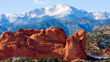 More people visited Pikes Peak this year than ever before