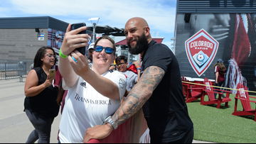 Rapids' Tim Howard buys London team with consortium