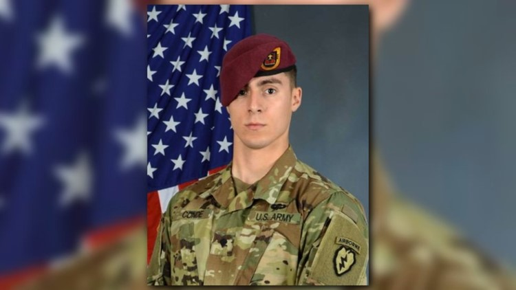 Soldier Killed In Eastern Afghanistan Identified