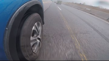 9news.com | Why rain makes Colorado lane markers harder to see (and why it's even harder on C-470)