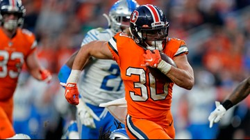 Phillip Lindsay undergoes 'clean up' scope procedure on right wrist