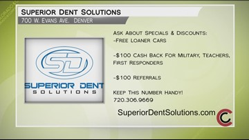 Superior Dent Solutions - July 12, 2019