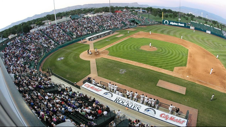 Grand Junction Rockies stadium