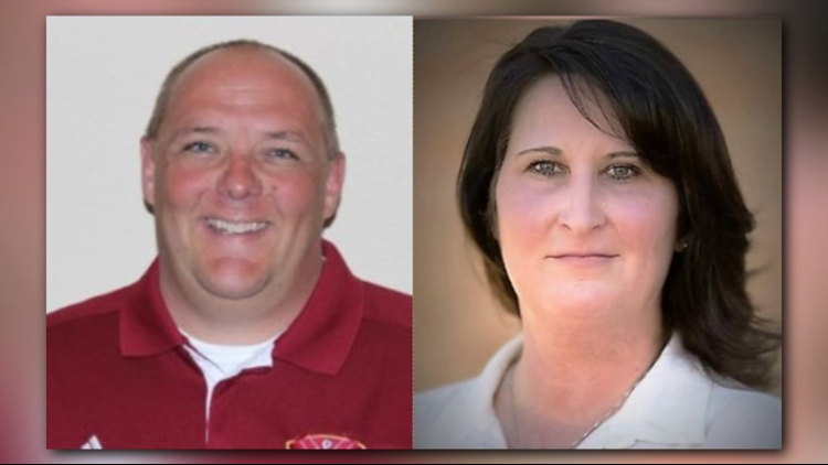 Shannon Courtney, a longtime faculty member at Greek's alma mater of the University of Northern Colorado, and Chris Mathewson of Ponderosa High School, are the newest members of the CATA Hall of Fame.