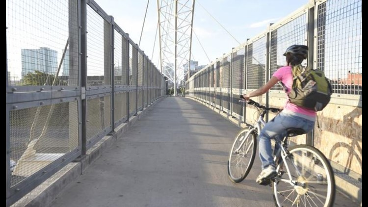 June 27 is the annual Bike to Work Day in Denver.