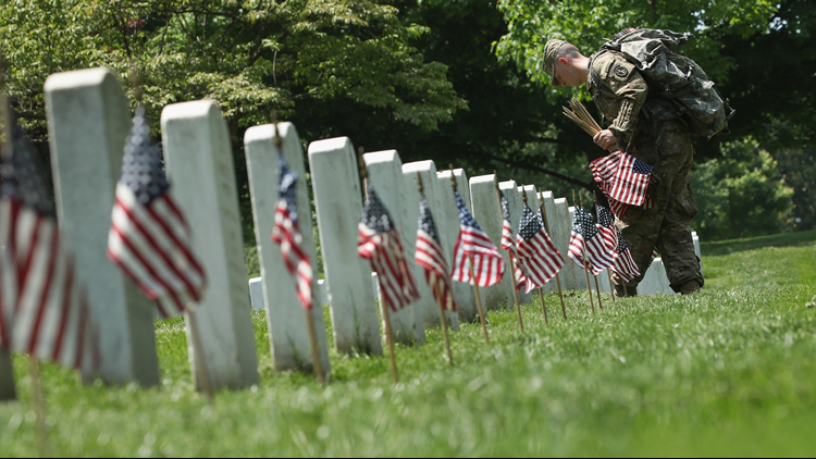 Memorial Day observances on tap for area
