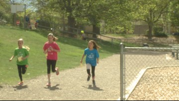 Why hundreds of girls will be running in the Colfax 5K