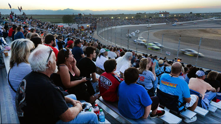 Cropped Colorado National Speedway 2018