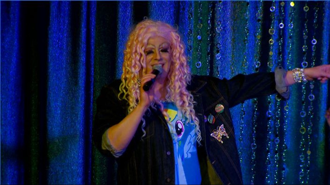 Gas Prices In Colorado >> Elementary school teacher by day, drag queen by night | 9news.com
