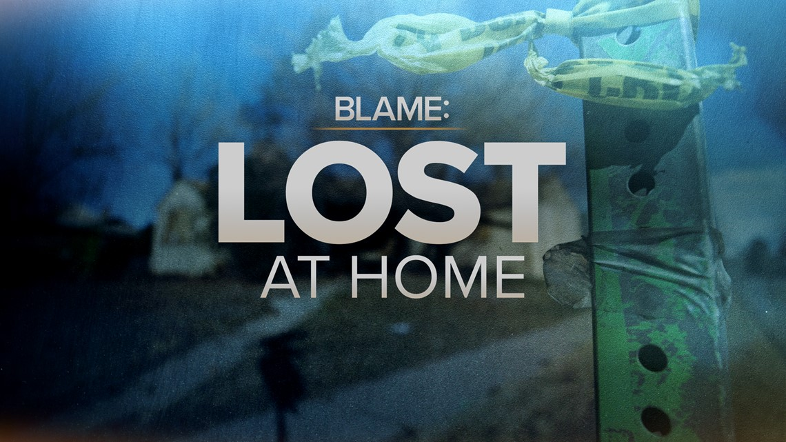 Listen to the final episode of BLAME: Lost at Home