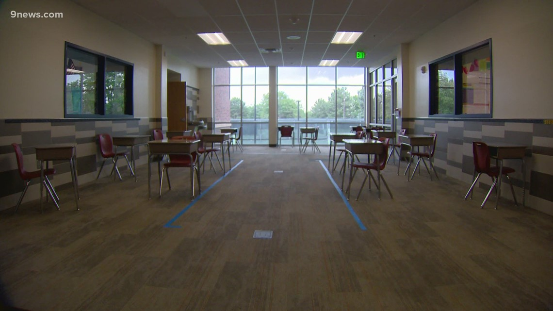 Sheridan Schools Superintendent talks about making the tough decision to go remote