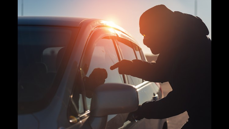 9NEWS Mornings is exploring auto thefts -- what causes them, how people can protect their property and where in the city they are the most common.