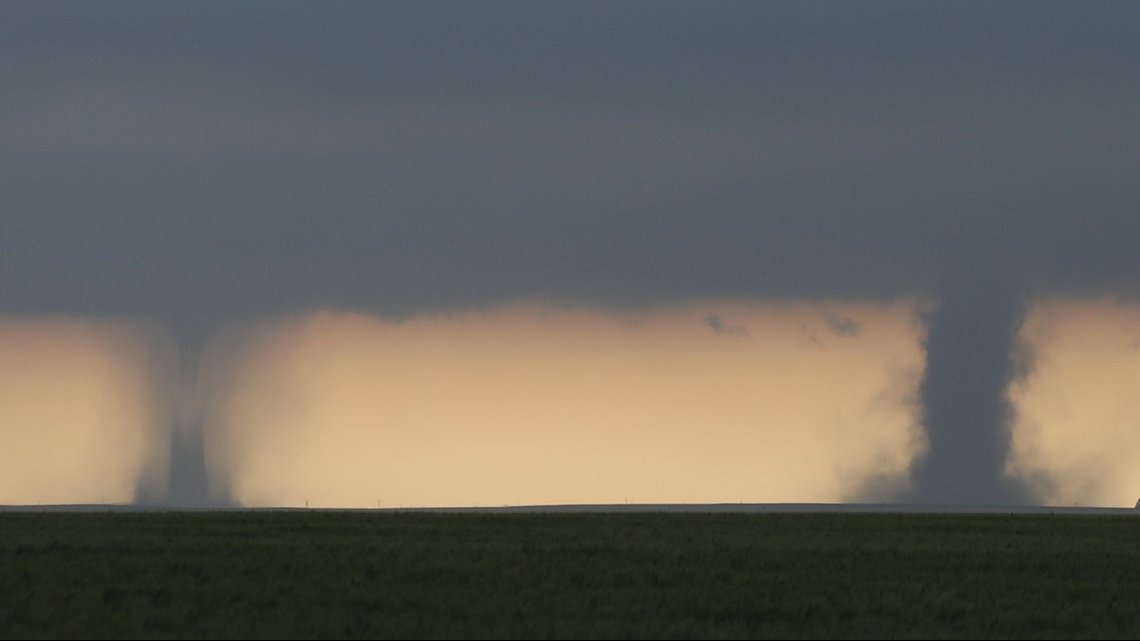 Gas Prices Denver >> Several tornadoes reported in eastern Colorado | 9news.com
