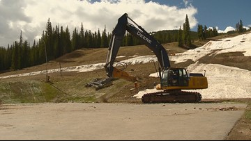 Copper Mountain replacing 2 lifts this summer
