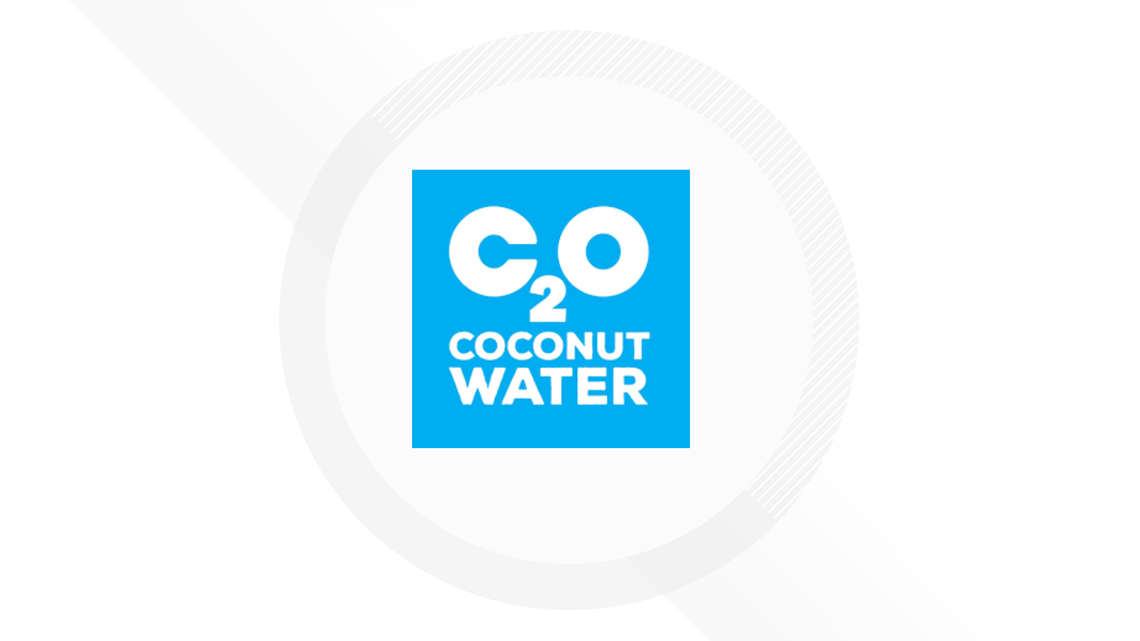 Hydrate in the heat with a tropical C2O Pure Coconut Water smoothie