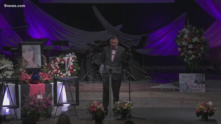 Boulder community says last goodbye to Boulder shooting victim Rikki Olds