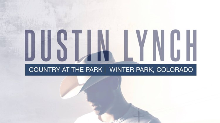 Country At The Park featuring Dustin Lynch