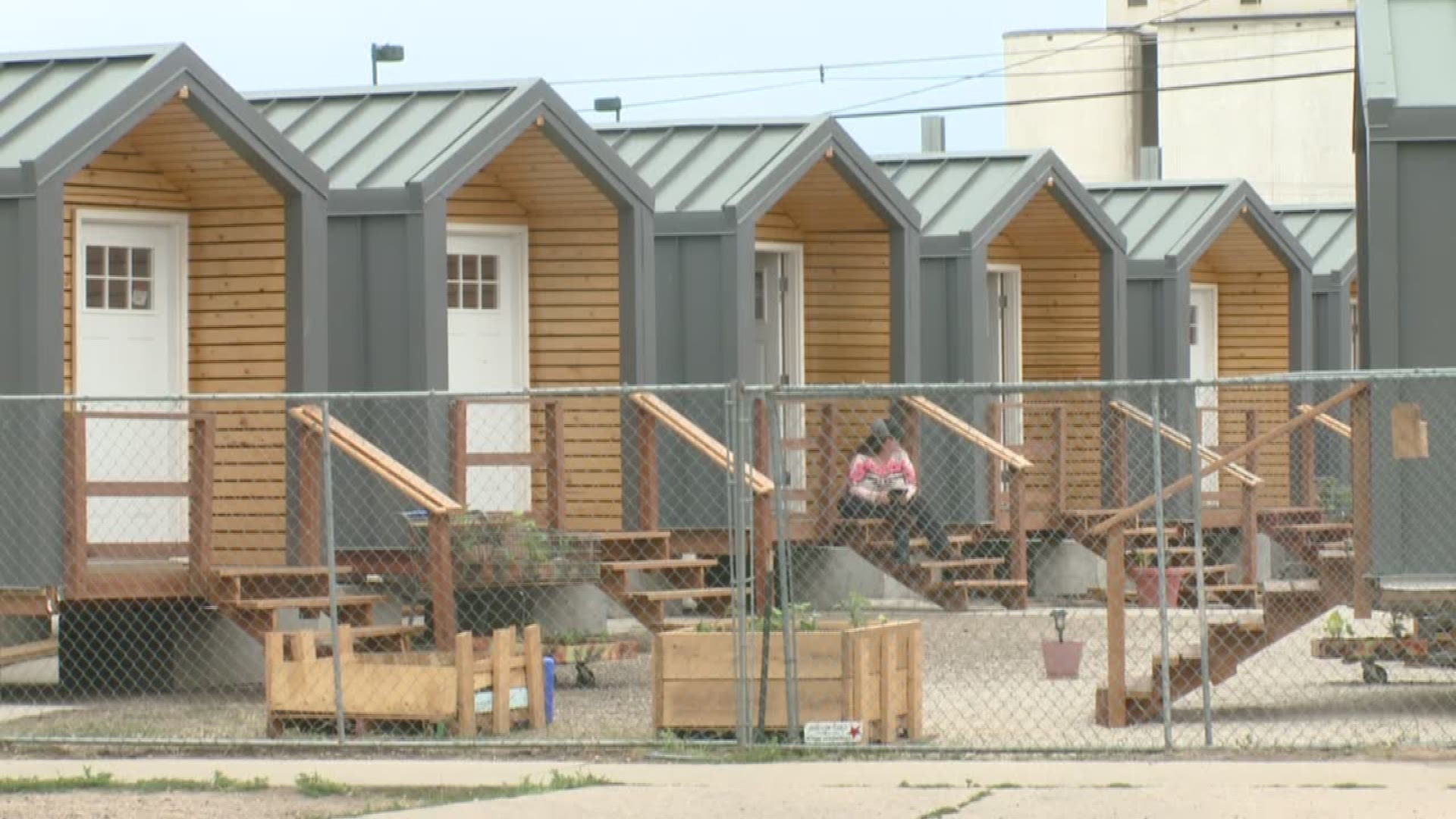 A tiny house village in Denver needs a new home