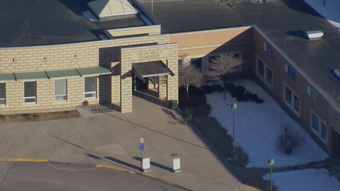 Water floods 6 classrooms at Denver school after overnight break-in