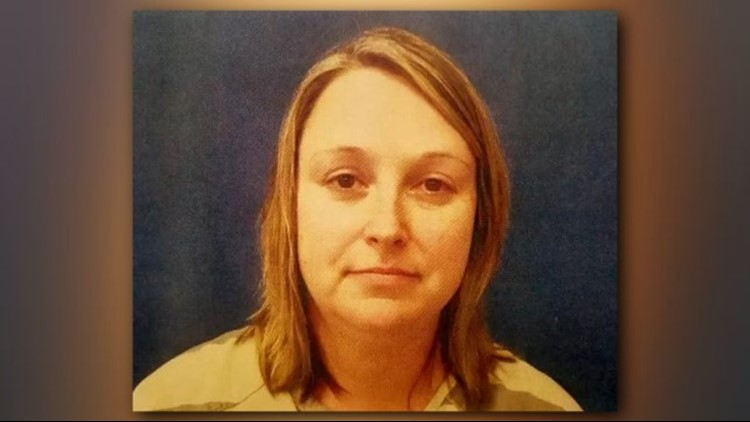 Katie Barr was arrested March 20 for investigation of embezzlement of public funds, witness intimidation, fraud by check and misdemeanor harassment.