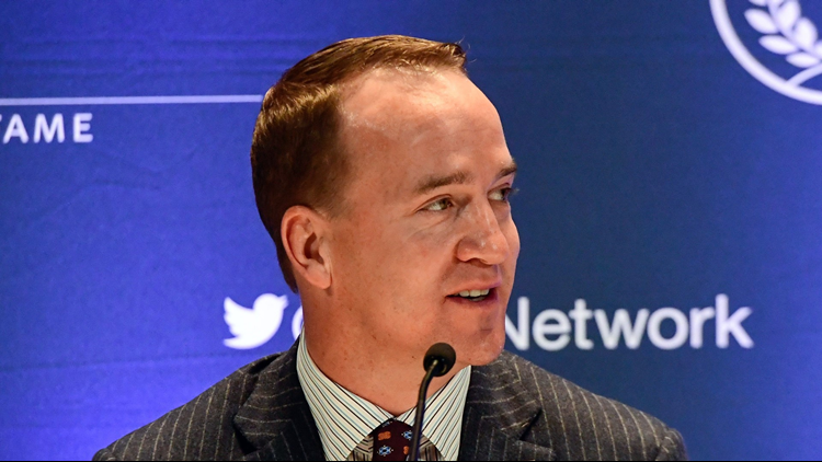 """The """"18 in 18"""" program which launches Tuesday nearly doubles the 10 grants that Riddell awarded last year with Peyton Manning's input."""