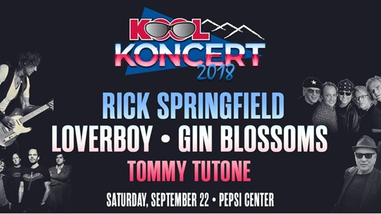 KOOL Concert 2018