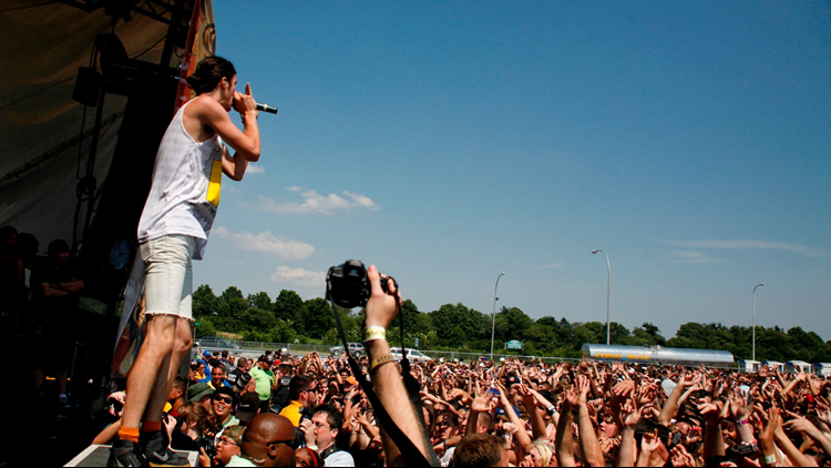 The final, full cross country trek of the Vans Warped Tour will stop in Denver on Sunday, July 1.