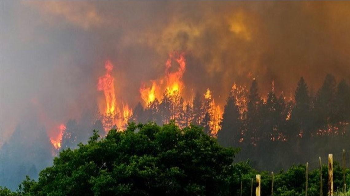 Colorado Air Quality >> Colorado Wildfire Prompts Air Quality Alert 9news Com