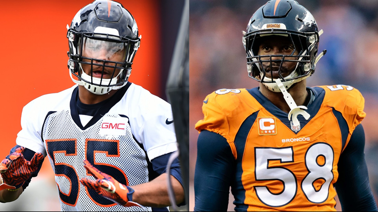 Broncos identity is Von and Chubb