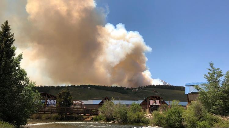 Buffalo Mountain Fire viewer pic 2