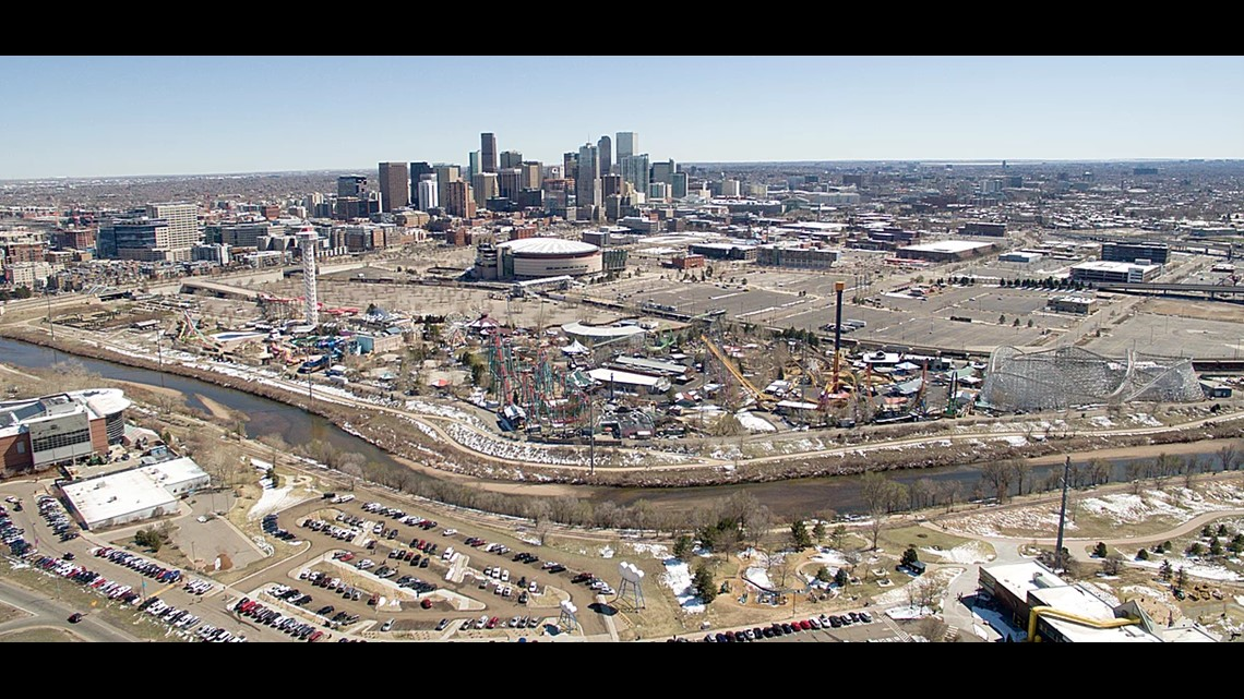 Is Elitch Gardens moving to make way for redevelopment
