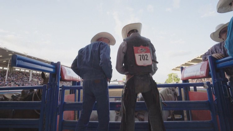 The 97th annual Greeley Stampede kicks off on June 22.