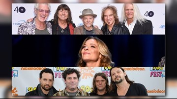 REO Speedwagon, LeAnn Rimes, Smash Mouth among performers at Taste of Colorado