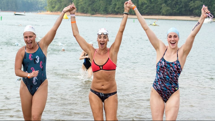 Swim Across America, a nonprofit that raises money by holding open water charity swims across the county, is coming to Chatfield Reservoir on Sunday, August 26.