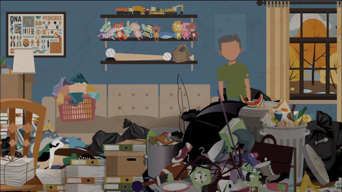 Hoarding Disorder just might be more common than you think