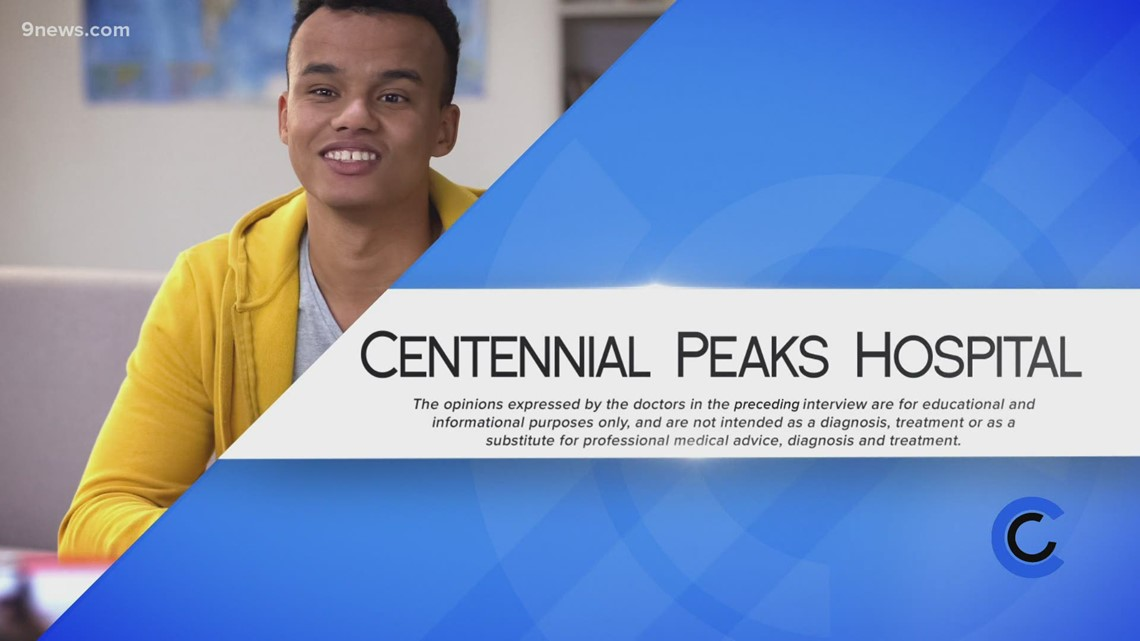 Road to Recovery - Centennial Peaks Hospital - July 22, 2021