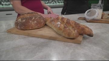 The health benefits of sourdough bread