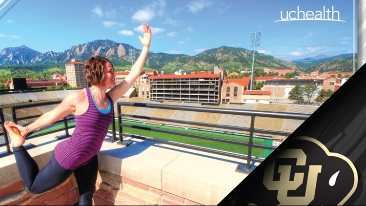 Yoga on the Rooftop Buffs