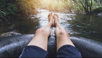 Tubing ban lifted on Saint Vrain River